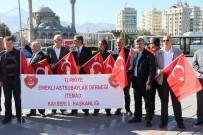 ÖMER HALİSDEMİR - TEMAD Kayseri İl Başkanı Ertunç Karahan Açıklaması