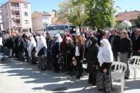 TOKİ Tarafından Yaptırılan 94 Dairenin Kura Çekimi Yapıldı