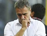ERSUN YANAL - Trabzonspor'da Ersun Yanal krizi