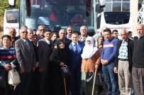 TUNCELİ VALİSİ - Tuncelili Şehit Ve Gazi Aileleri Karadeniz Turuna Gönderildi