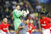 ATİBA HUTCHİNSON - UEFA Şampiyonlar Ligi Açıklaması Monaco Açıklaması 1 - Beşiktaş Açıklaması 1 (İlk Yarı)