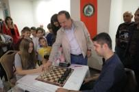 SELIMIYE CAMII - UNESCO Dünya Mirası Edirne Selimiye Camii Külliyesi Satranç Turnuvası Yapıldı