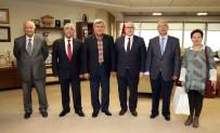TÜRK MÜZİĞİ - Valilik Korosundan Başkan Karaosmanoğlu'nu Ziyaret Etti