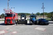 MAKAM ARACI - Vezirhan Belediyesi Araç Filosuna Yenilerini Eklendi