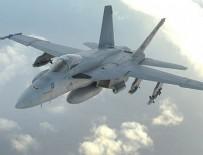 YEMEN - Savaş uçağı yere çakıldı
