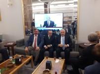 AHMET ARSLAN - Zonguldak'ın Sorunlarını Başbakan Yıldırım'a İlettiler