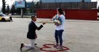 15 Araçlı Evlilik Teklifi