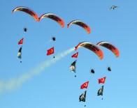 PARAMOTOR - 18. Ölüdeniz Hava Oyunları Festivali Nefes Kesiyor