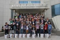 Ağrılı Öğrencilerden Büyükşehir Belediyesi'ne Kardeşlik Teşekkürü