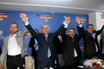 ÜÇÜNCÜ KÖPRÜ - AK Parti İl Başkanı Erdoğan'a Görkemli Karşılama