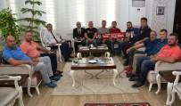 ANTALYASPOR - Antalyaspor Taraftar Gruplarından Uzunkaya'ya Ziyaret