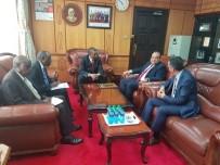 TOGO - Arap Parlamentosu, Kenya'ya Özel Elçi Gönderdi