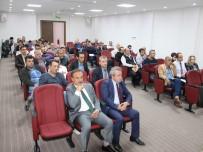 SANAYİ BÖLGELERİ - Asansör Bilgilendirme Toplantısı