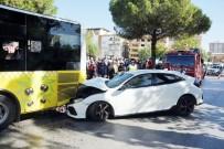 ATATÜRK - Aydın'da Trafik Kazası 3 Yaralı