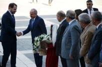 ESKİŞEHİR VALİSİ - Bakan Albayrak Eskişehir Valiliği Ve AK Parti İl Başkanlığı'nı Ziyaret Etti