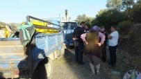 Balıkesir'de İki Kamyonet Çarpıştı Açıklaması 2 Yaralı
