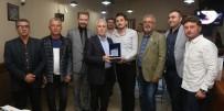 NİLÜFER - Balkan Mahallesi Esnafından Bozbey'e Teşekkür Plaketi