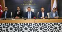 BASIN TOPLANTISI - Başbakan Binali Yıldırım, Cumartesi Günü Elazığ'a Geliyor
