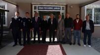 DERNEK BAŞKANI - Başkan Baran, STK Ve Dernek Temsilcilerini Ağırladı