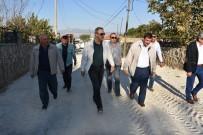 Başkan Karaçoban Çalışmaları Yerinde İnceledi