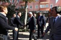 YENIDOĞAN - Başkan Karaosmanoğlu, Polislerle Bir Araya Geldi