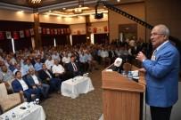 HACETTEPE - Başkan Kocamaz Muhatlarla Bir Araya Geldi