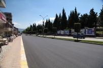 MUSTAFA AK - Başkan Toçoğlu Açıklaması 'Yeni Yol Çalışmaları Şehre Çok Yakıştı'