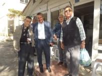 RESTORASYON - Başkan Tutal, Arasta Çarşısı Esnafını Ziyaret Etti