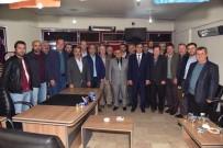 MUZAFFER YALÇIN - Başkan Yağcı, AK Parti Pazaryeri İlçe Teşkilatı Üyeleri İle Bir Araya Geldi