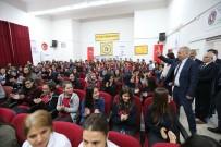 ALTIN MADENİ - Başkan Zolan Gençlerle Buluştu