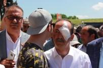 EDİRNE - Başkana Yumurta İle Saldıran Şahıs Tutuklandı