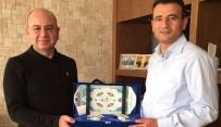 ÇıTAK - Binbaşı Turgut Çıtak'tan Belediye Başkanı Saraoğlu'na Veda