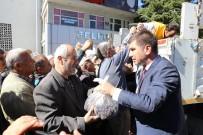 Burdur'da Yaş Üzüm İzdihamı Açıklaması 10 Dakikada Tükendi