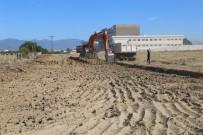 Burhaniye'de Yeni Hastane İmar Yolları Açılıyor