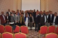 İSLAM ALEMİ - Büro Memur-Sen Mardin İl Divan Toplantısı Yapıldı