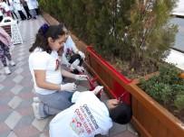 İRFAN DINÇ - Çocuklar Çevre Düzenlemelerini Kendileri Yaptı