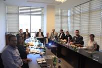 AFYONKARAHISAR TICARET VE SANAYI ODASı - Coğrafi İşaretler Tespit Komisyonu Toplantısı Yapıldı
