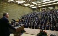 TÜRKÇÜLÜK - Cumhurbaşkanı Erdoğan Açıklaması 'Söyleye Söyleye Girilmez, Bir Gece Ansızın Girilir'