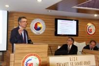 Cumhurbaşkanı Erdoğan Tarafından Onaylanan Rize Sağlık Külliyesi Projesi'ni STK'lara Anlattı, Destek İstedi