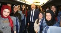 BALIK EKMEK - Denizli'de 11. Sınıf Öğrencilerine İstanbul Gezisi