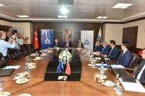 VAHDETTIN ÖZKAN - DOĞAKA 79. Yönetim Kurulu Toplantısı İskenderun'da Yapıldı