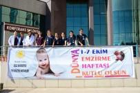 DÜ'de 'Anne Sütü Ve Önemi' Eğitimi