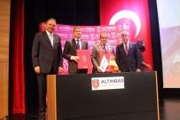 FARKıNDALıK - Dursun Özbek Açıklaması 'Spor Akademilerine İhtiyacımız Var'