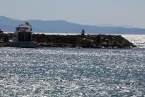 YAT LİMANI - Edremit'te Yarım Kalan Liman Projesi, Balıkçıları Kızdırdı