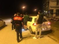TÜRKMENISTAN - Ehliyetsiz Sürücü Polisten Kaçamadı