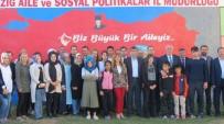 FEDERASYON BAŞKANI - Elazığ'da Çocuklara Spor Malzemesi Dağıtıldı