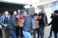 ATATÜRK - Elma Dilimiyle Ölen Bebeğin Cenazesi Morgdan Alındı