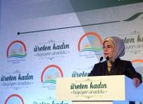 TARIM VE HAYVANCILIK BAKANLIĞI - Emine Erdoğan Girişimci Kadın Çiftçilere Ödüllerini Takdim Etti