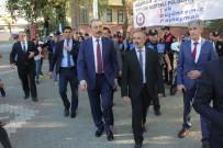 TOPLUM DESTEKLI POLISLIK - Emniyet Müdürü Ak'tan 'Sevgi Evleri'ne Ziyaret
