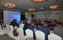 Erzurum'da Fidan Tevzi Toplantısı Yapıldı
